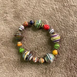 31Bits Multicolored Recycled Paper Beads
